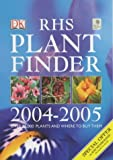 Royal Horticultural Society: RHS Plant Finder 2004-2005