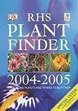 Royal Horticultural Society: RHS Plant Finder 2004-2005