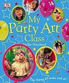 My Party Art Class by Nellie Shepherd