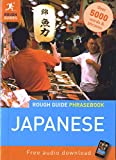 Rough Guides: Rough Guide Japanese Phrasebook (Rough Guide Phrasebook: Japanese)