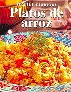 Recetas Sabrosas: Platos de Arroz (Spanish…