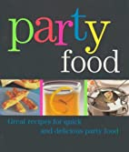 Party Food by Jan Stephenson