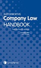 Butterworths Company Law Handbook by Keith…