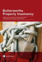 Property Insolvency by Tim Calland
