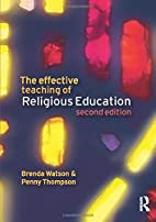 The effective teaching of religious…