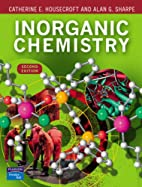 Inorganic Chemistry by L. G. Wade