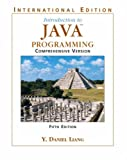 Liang, Y. Daniel: Introduction to Java Programming: WITH Data Structures and Problem Solving Using Java (3rd International Edition) AND The Essence of Professional Issues in Computing: Comprehensive