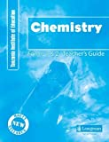 McDuell, Bob: TIE Chemistry: for Form 1 and 2 Teacher's Guide