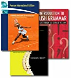 Marieb, Elaine N: Human Anatomy and Physiology: WITH Brief Atlas of the Human Body AND Rediscover Grammar AND An Introduction to English Grammar