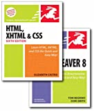 CASTRO: VisualQuickStart HTML with Macromedia Dreamweaver Visual Quickstart Guide (Visual QuickStart Guides)