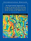 Brown, Donald R.: An Experiential Approach to Organization Development: WITH Quantitative Analysis for Management AND Marketing Management AND Foundation Quantitative Methods ... Approach to Organization Development