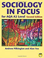Sociology in Focus for AQA A2