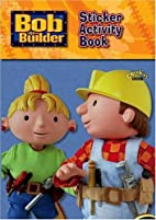 Bob the Builder Sticker Activity Book