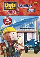 Bob the Builder Sticker Fun