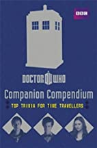 Doctor Who: Companion Compendium HC by BBC