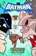 Batman Vs The Yeti by J. Torres
