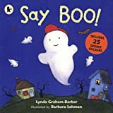 Graham-Barber, Lynda: Say Boo Sticker Book