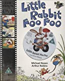 Rosen, Michael: Little Rabbit Foo Foo (Book & DVD)
