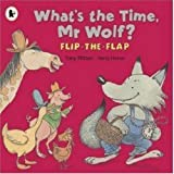 Mitton, Tony: What's the Time, Mr Wolf?