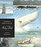 Moby-Dick: Walker Illustrated Classics by…