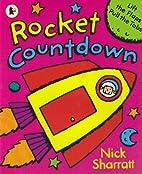 Rocket Countdown by Nick Sharratt