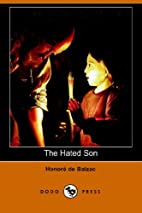 The Hated Son by Honoré de Balzac