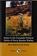 Notes to The Complete Poetical Works of…