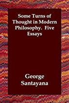 Some Turns of Thought in Modern Philosophy…
