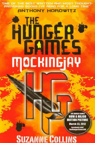 Cover of Mockingjay by Suzanne Collins