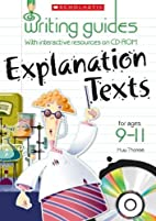 Explanations 09-11 Book & CD Rom (Writing…
