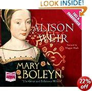 Mary Boleyn (Unabridged Audiobook)