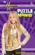 Hannah Montana Puzzle Mania by Walt Disney
