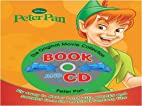 Disney Book and CD: Peter Pan by Walt…