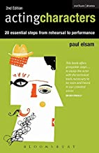 Acting Characters: 20 Essential Steps from…