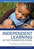Bayley, Ros: Independent Learning in the Foundation Stage. Ros Bayley, Sally Featherstone (Professional Development)
