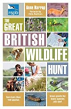 RSPB The Great British Wildlife Hunt by Anne…