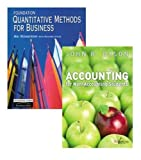 Wisniewski, Mik: Foundation Quantitative Methods for Business/Accounting for Non-Accounting Students