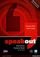 Speakout Elementary Students book by frances…