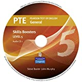 Baxter, Steve: Pearson Test of English General Skills Booster 5 CD for Pack (London Tests of English)