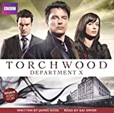 James Goss: Torchwood: Department X