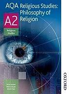 Aqa Religious Studies A2 by Anne Jordan