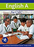Pilgrim, Imelda: English a for Csec: A Caribbean Examinations Study Guide