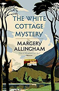 The White Cottage Mystery cover