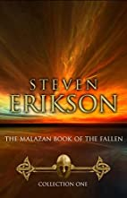 The Malazan Book of the Fallen, Collection 1…