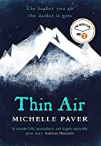 Thin Air by Michelle Paver