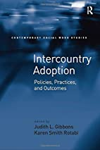 Intercountry Adoption: Policies, Practices,…