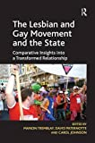 Manon Tremblay: The Lesbian and Gay Movement and the State