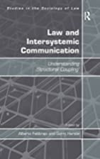 Law and Intersystemic Communication:…