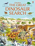 Heywood, Rosie: The Great Dinosaur Search (Usborne Great Searches)
