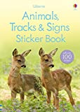 Leutscher, Alfred: Animal Tracks and Signs Sticker Book (Usborne Spotter's Sticker Guides)